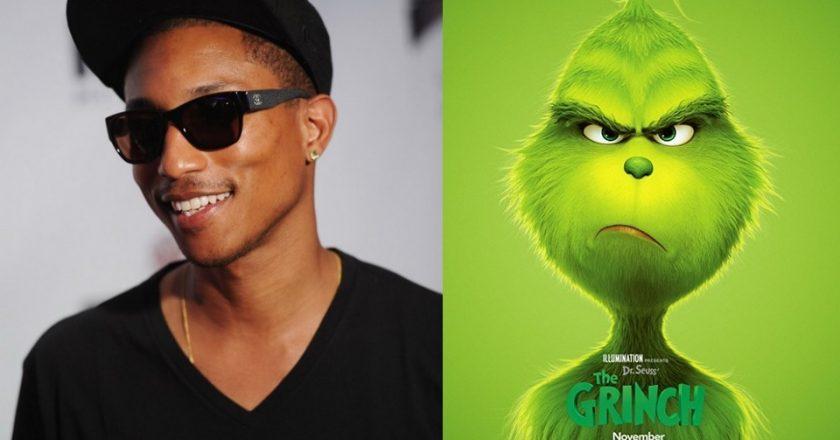 Pharrell Williams A Grincs főcímdal