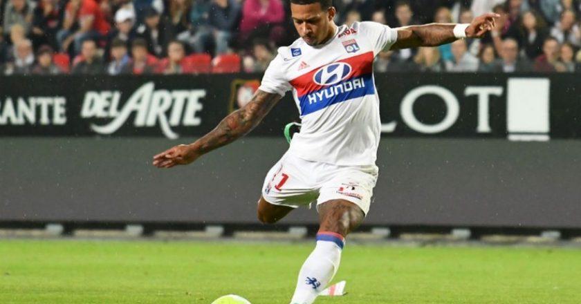 Memphis Depay Lyon futball