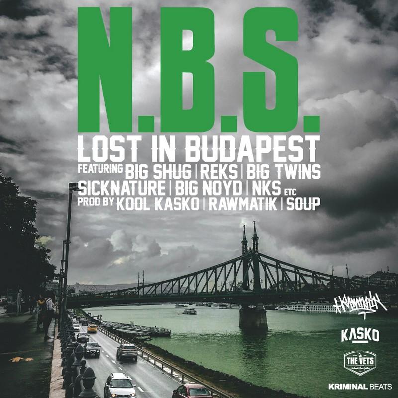 N.B.S. - Los In Budapest album borito