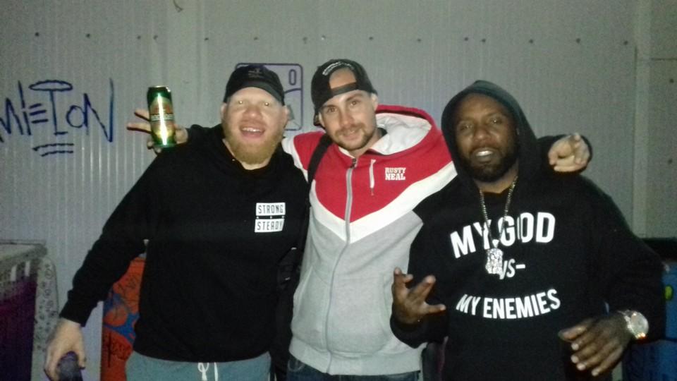 Rawmatik Hip Hop Kemp 2018