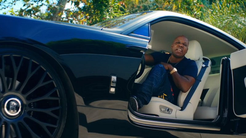 "Too Short Mozzy ""Excuse me"" videójában"