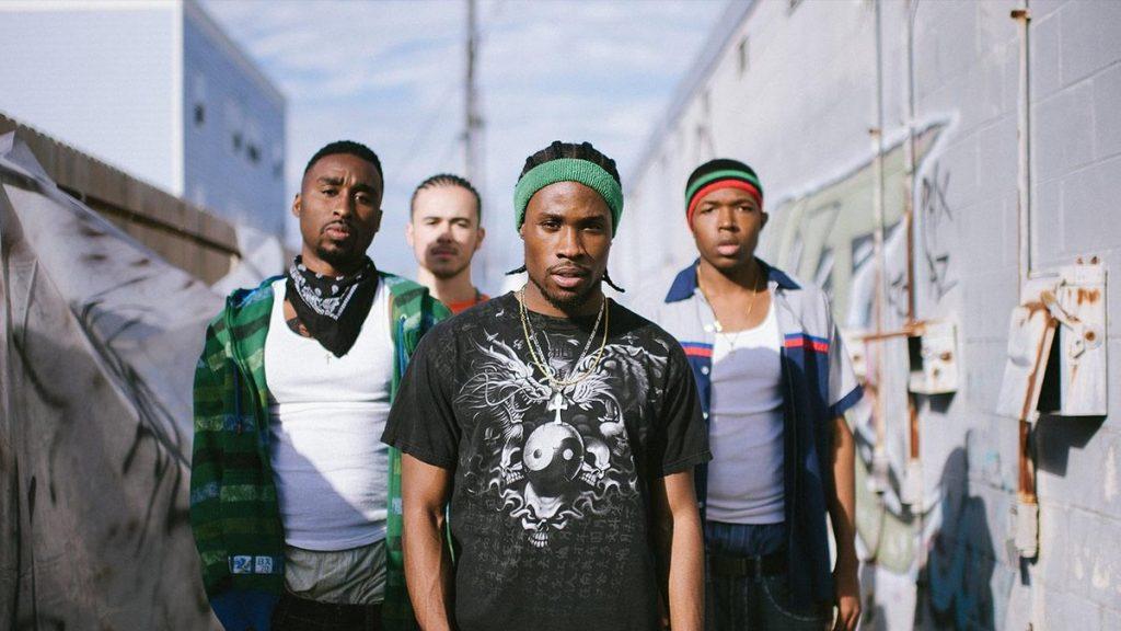 Cut Throat City hip-hop film