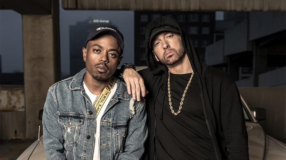 Boogie Compton rapper és Eminem
