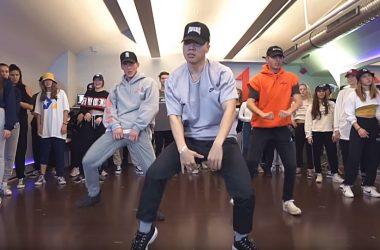 R3D ONE Tánciskola Lmen Prala Dastvidanja hip-hop tánc