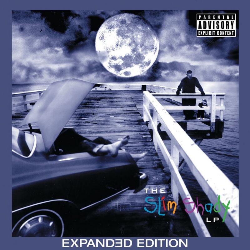 Eminem Slim Shady LP Expanded Edition