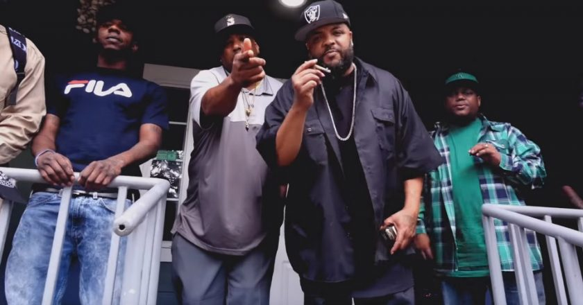 Kokane I'm So Hood west coast rap video