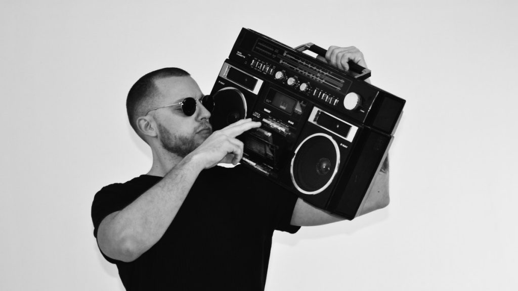 Prock The MC Boombox kép