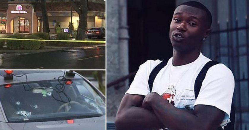 Rendőrök által lelőtt Willie Bo rapper