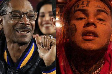 Snoop Dogg véleménye Tekashi69-ról
