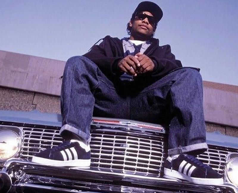 Eazy-E lowrider