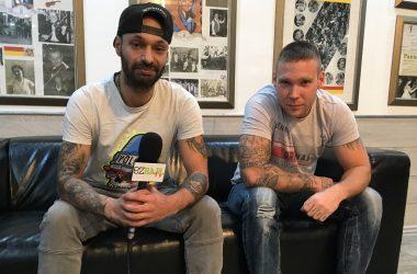 Lupo ezRAP TV interjú