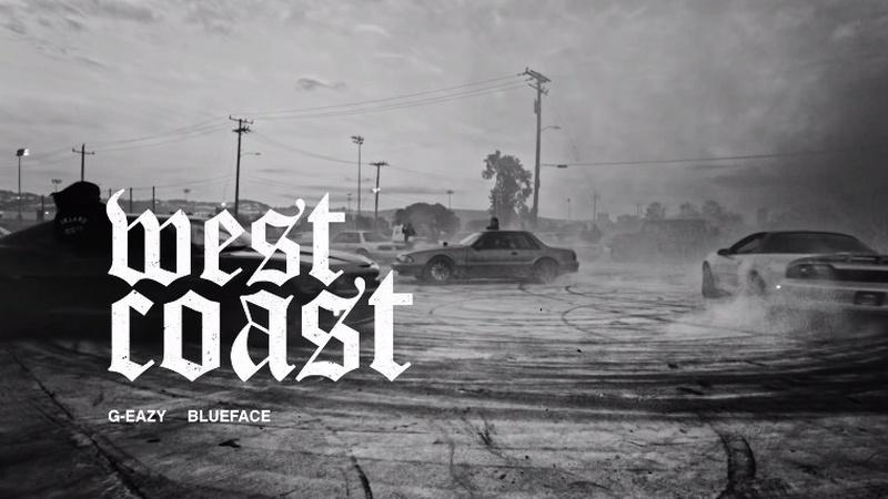 G-Eazy Blueface West Coast audio