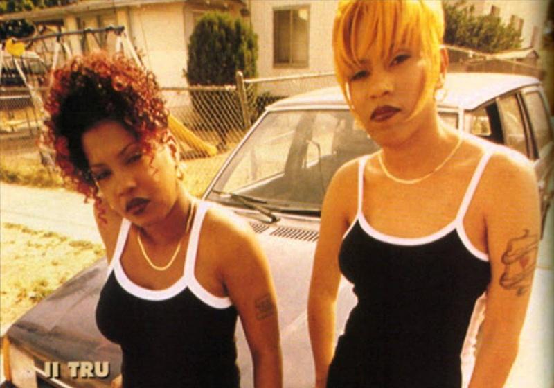 II Tru női rapcsapat