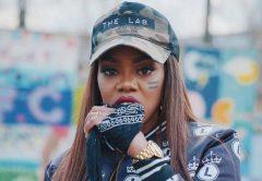 Lady Leshurr grime rapper