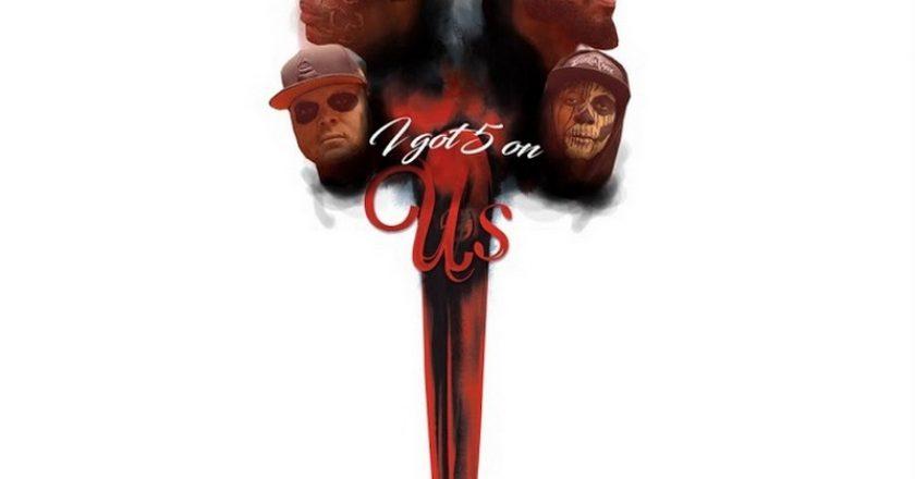 Luniz Damon Elliott Krayzie Bone I Got 5 On Us cover
