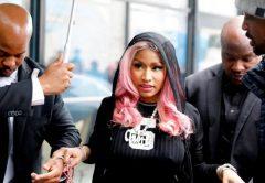Nicki Minaj Franciaországban