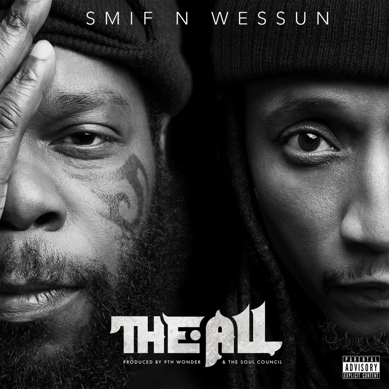 Smif N Wessun The All album cover