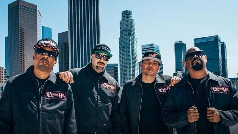 Cypress Hill latino rapcsapat