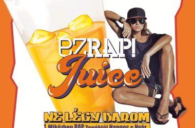 ezRAP JUICE 2019 rap válogatáslemez borító