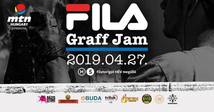 Fila Graff Jam 2019