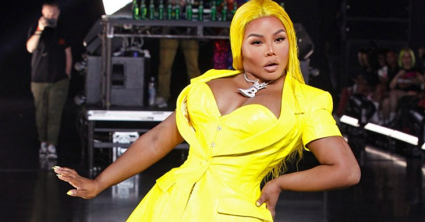 Lil' Kim New York Fashion Week (New York-i Divathét) 2019