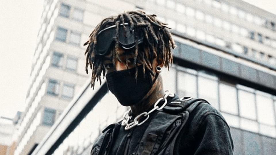 Scarlxrd rapper