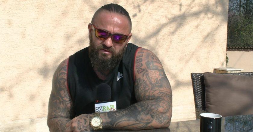 WES Gotti ezRAP TV interjú