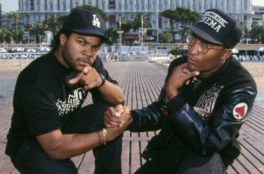 Ice Cube és John Singleton filmrendező