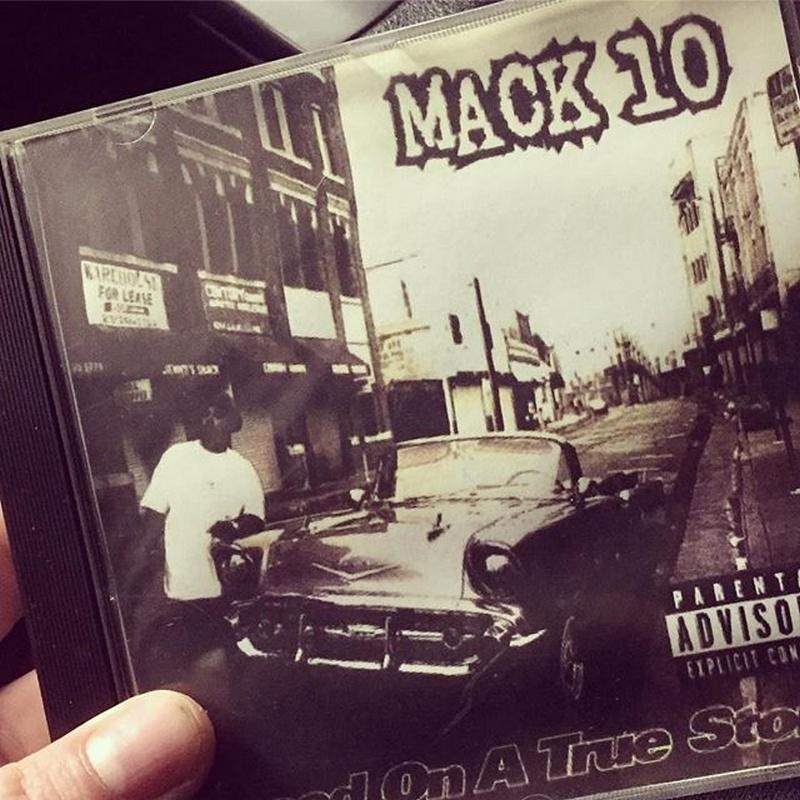 Mack 10 Based on a true story CD