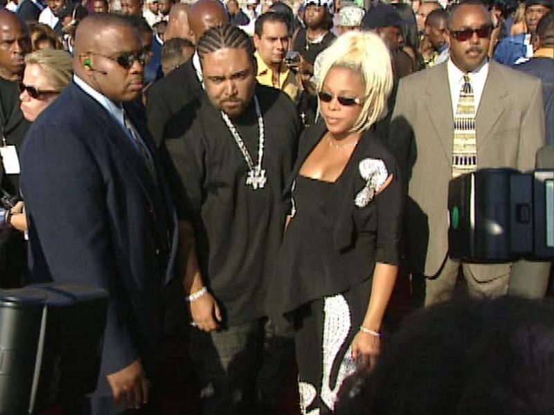 Mack 10 T-Boz (TLC) Pasadena Hip-Hop Award 2000