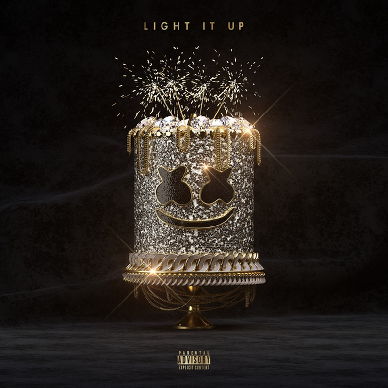 Tyga - Light It Up single