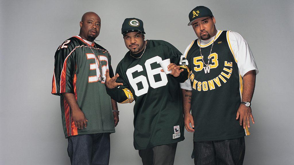 Westside Connection Dub-C Ice Cube Mack 10