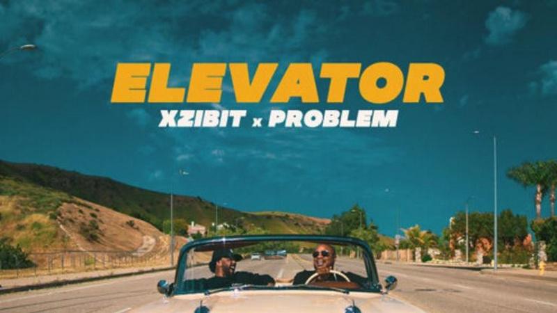 Xzibit feat. Problem - Elevator