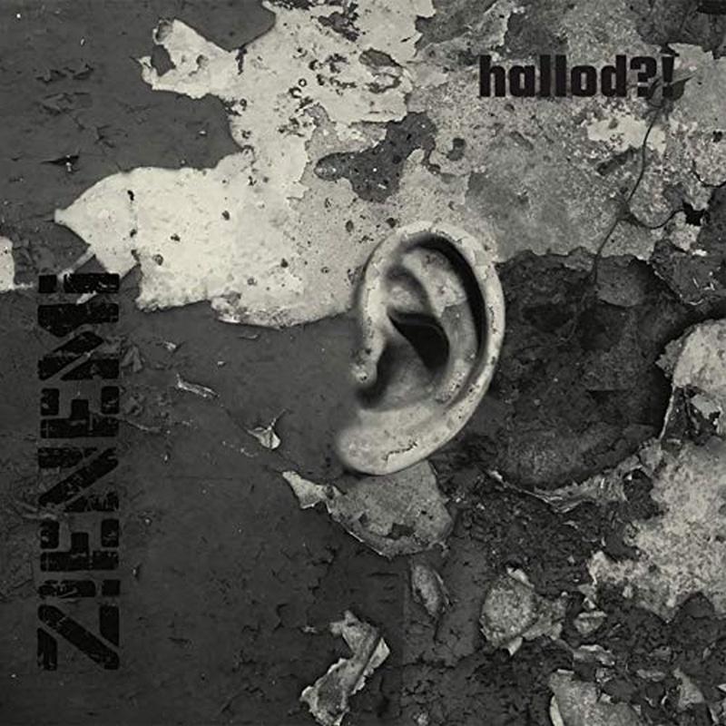 Z!ENEMi - Hallod? album borító