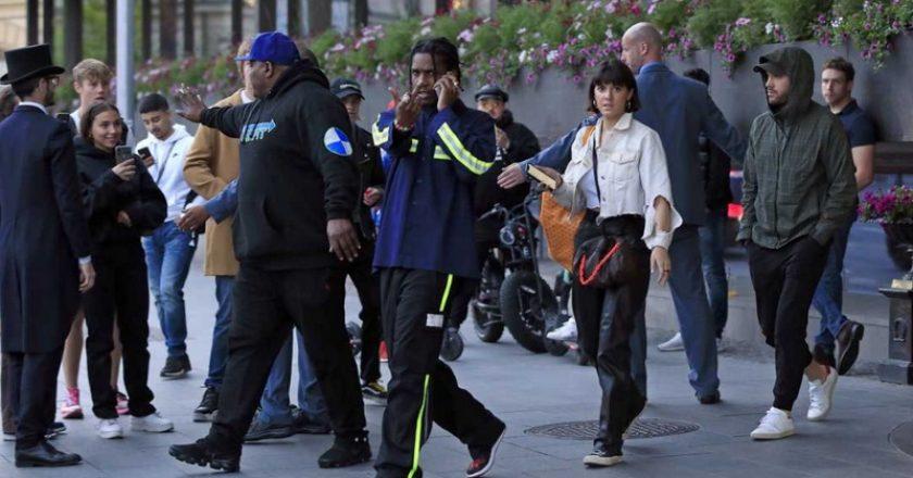 Letartóztatták ASAP Rocky-t Stockholmban