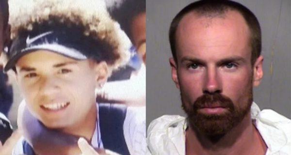 Elijah Al-Amin és gyilkosa Michael Paul Adams