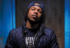 G Perico South Central-i gangsta rapper
