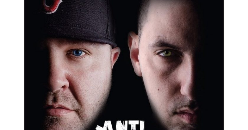 Slaine vs. Termanology - Anti Hero album