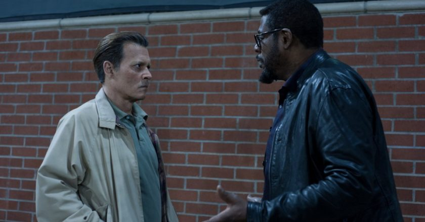 City of Lies Johnny Deep Forest Whitaker